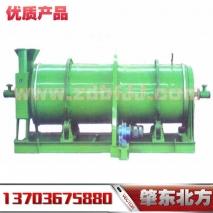 FW型多管水冷式滚筒冷渣机