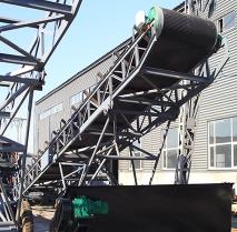 大带宽重型移动皮带机